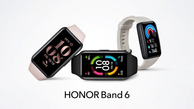 HONOR Launches Band 6 in the UAE