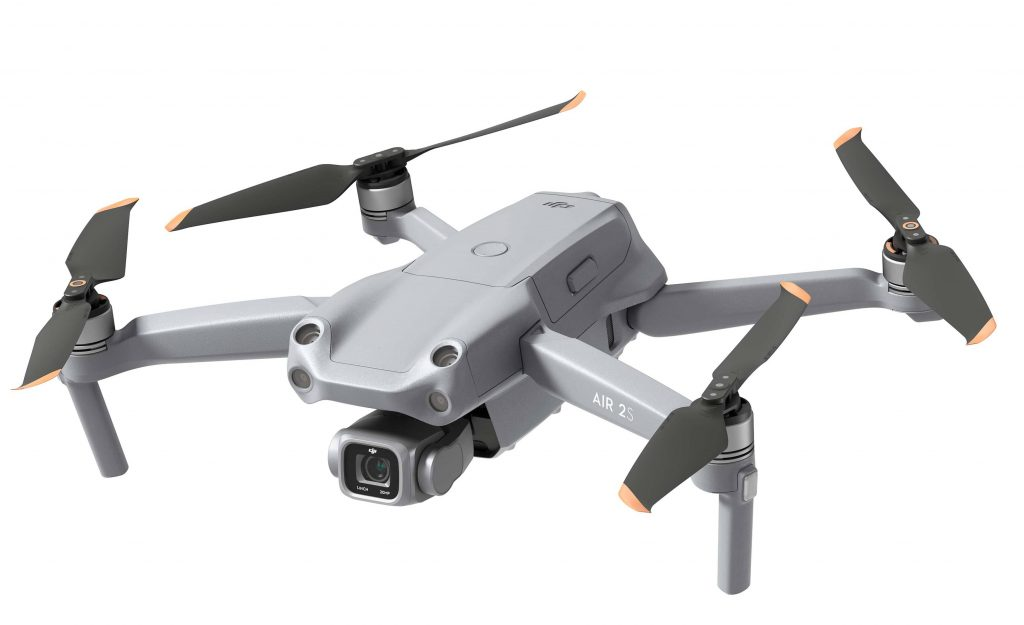 DJI Air 2S launches in the UAE