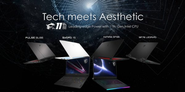 MSI Unveils New Gaming and Creator Laptop Lineup