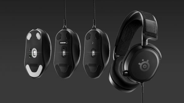 New lineup of SteelSeries Prime peripherals announced