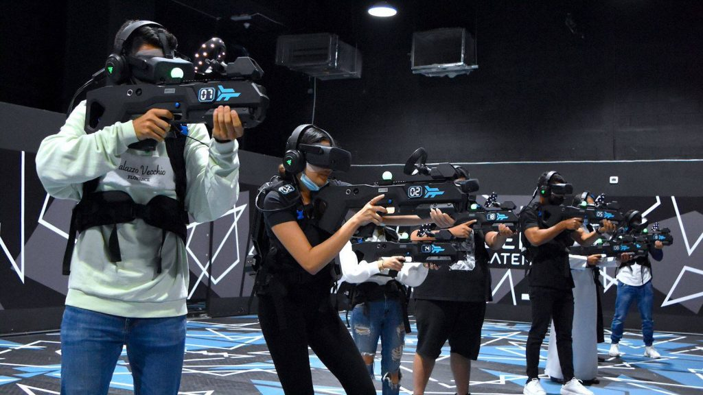 Far Cry VR: Dive to Insanity arrives at Arena Games, Dubai