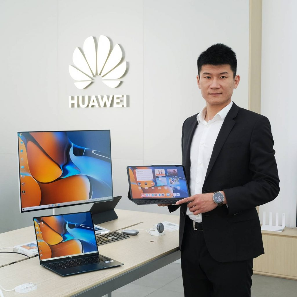 Huawei reveals new range of products at UAE event