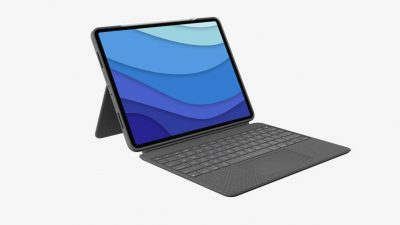 Logitech Combo Touch for iPad Pro 12.9in Review