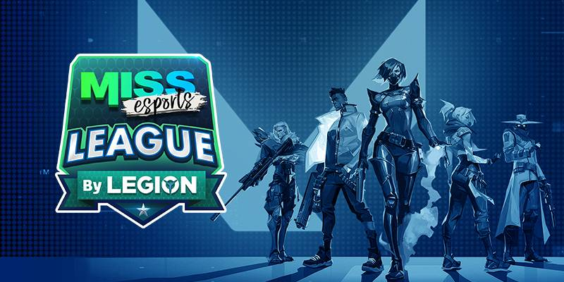 Lenovo and Power League Gaming Launch Miss Esports League