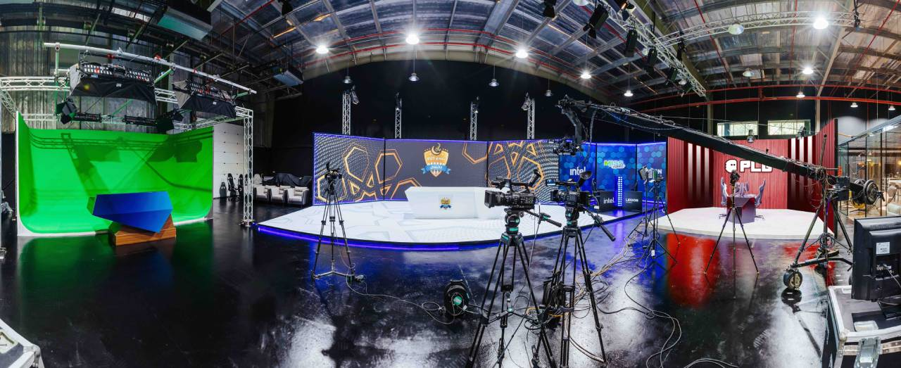 Power League Gaming Unveils 10,000 sqft studio for Gaming & eSports production