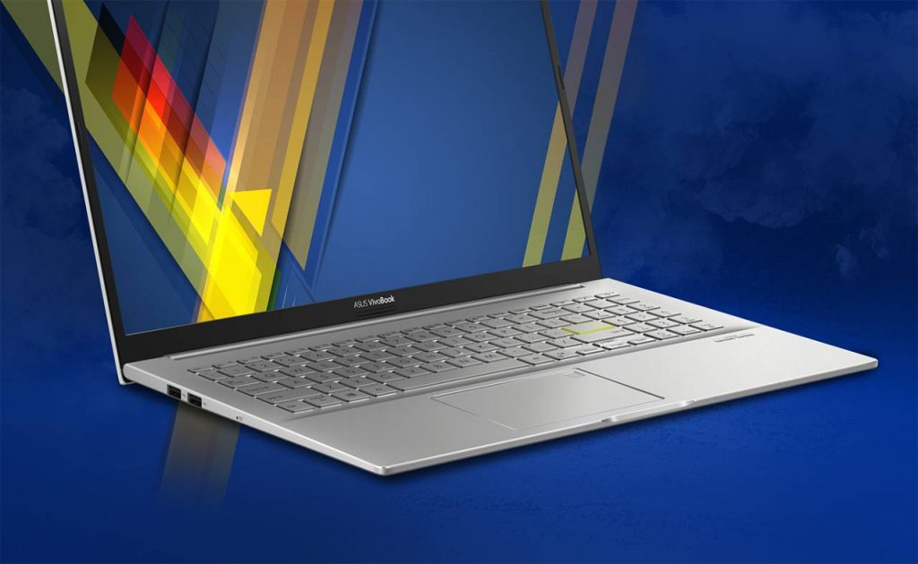 ASUS VivoBook 15 K513 with OLED Displays announced