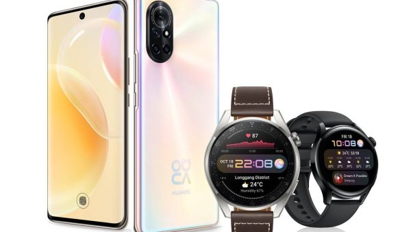 Huawei Watch 3 Pro and the Huawei nova 8 launches in the UAE