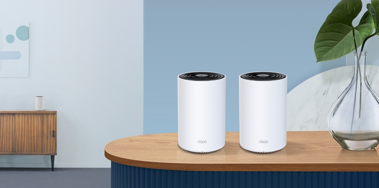 TP-Link unveils new WiFi 6E mesh systems