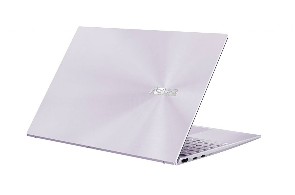 ASUS launches ZenBook 13 OLED in Lilac Color