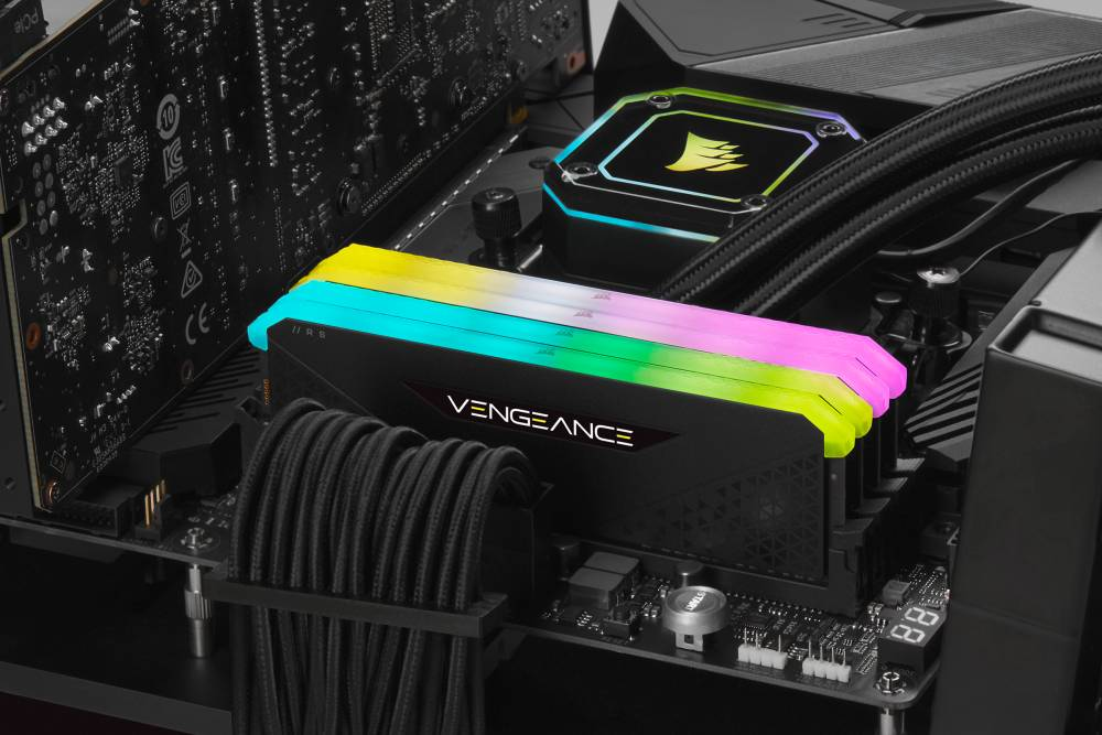 CORSAIR Adds Two New Entries to VENGEANCE Lineup