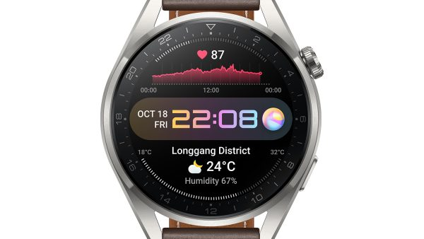 HUAWEI WATCH 3 Pro compared to Apple Watch 6