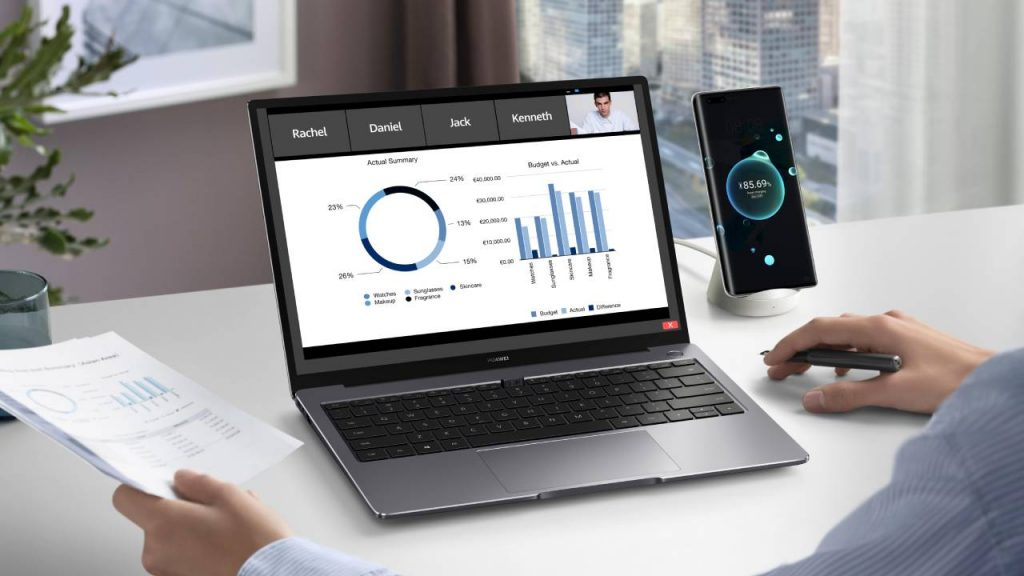 Huawei announces MateBook 14 laptops in the UAE