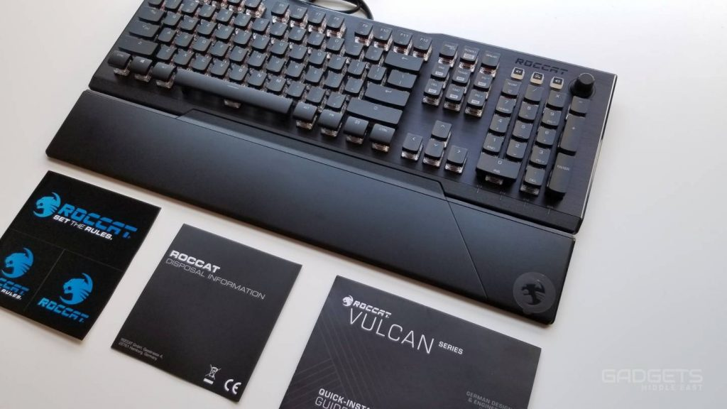 ROCCAT Vulcan 121 AIMO Review